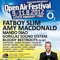 Amy Macdonald a Fatboy Slim: OAF představuje dvě české festivalové premiéry