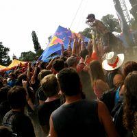 Brněnský Majáles: Prach se vířil a dav hýřil