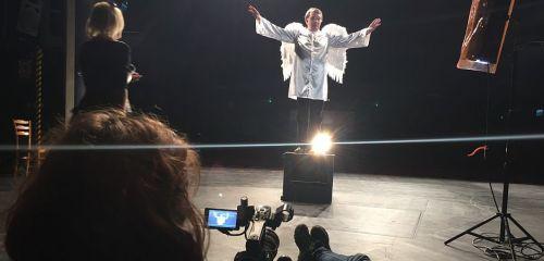 Crossband má nový klip a VLADIMÍRA HARAPESE v roli anděla!