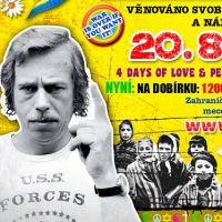 Festival Trutnoff oznamuje své věnování a vybubnovává první české kapely, které zahrají na festivalu poprvé. Podporu vyjádřil i kníže.
