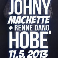 Johny Machette, Renne Dang a Mamn v sobotu rozhbali pardubick Hobe Music Hall!