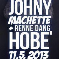 Johny Machette, Renne Dang a Maměn v sobotu rozhýbali pardubický Hobe Music Hall!