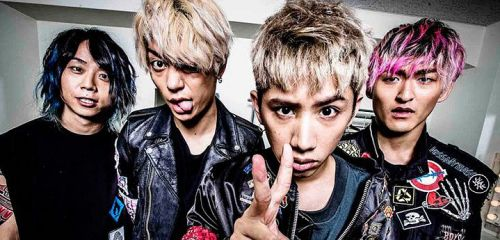 Japonská rocková kapela One OK Rock v prosinci zamíří do Lucerna Music Baru