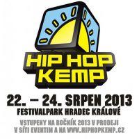 Jméno prvního headlinera Hip Hop Kempu 2013 je venku!
