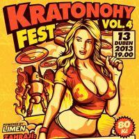 Kratonohy Fest se hlásí již počtvrté
