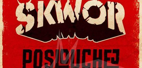 """ŠKWOR vydá 27. 9.  nové album SLIBY & LŽI, poslechněte si první singl """"POSLOUCHEJ""""!"""
