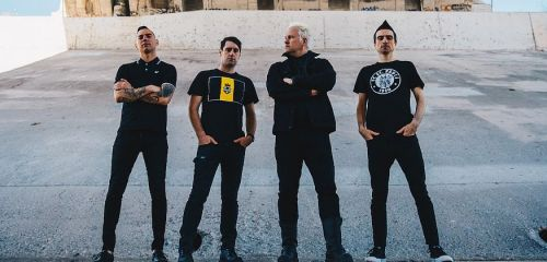 14. ročník festivalu Mighty Sounds v červenci v Táboře s Anti-Flag i Royal Republic