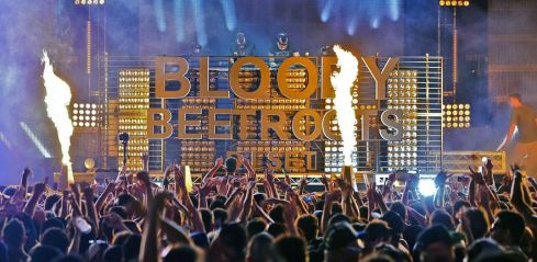 Bloody Beetroots rozproudí Open Air Festival