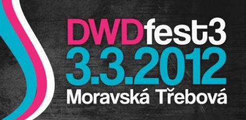 Zapomeňte na plesy, přichází DWDfest3