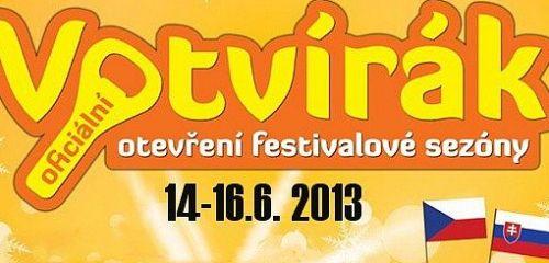 Festival Votvírák 2013