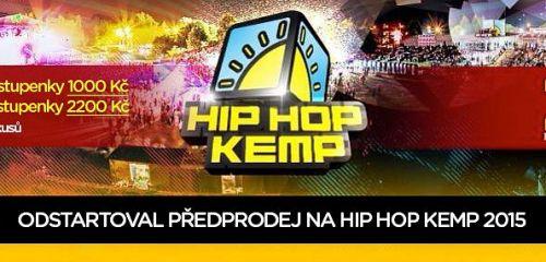 HIP HOP KEMP 2015 má už své první Headlinery!