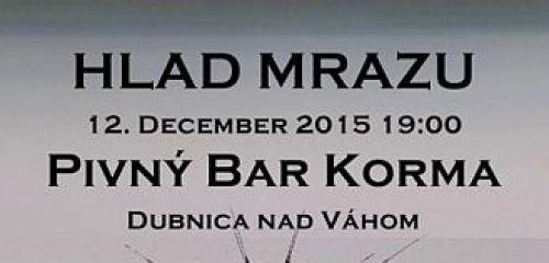 Príď sa vyblázniť na prvý ročník akcie HLAD MRAZU!