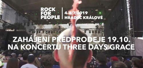 Rock for People zveřejňuje termín konání 25. ročníku festivalu!