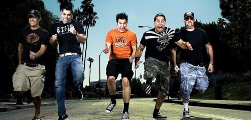 SICK OF IT ALL, ZEBRAHEAD A IRON REAGAN NA MS 2018