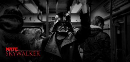 Návrat Jediho neboli Nate se vrací a přináší s sebou Skywalkera!