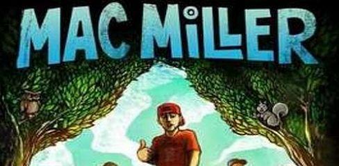Teprve dvacetiletý rapper Mac Miller (USA) přijede v létě rozskákat Prahu